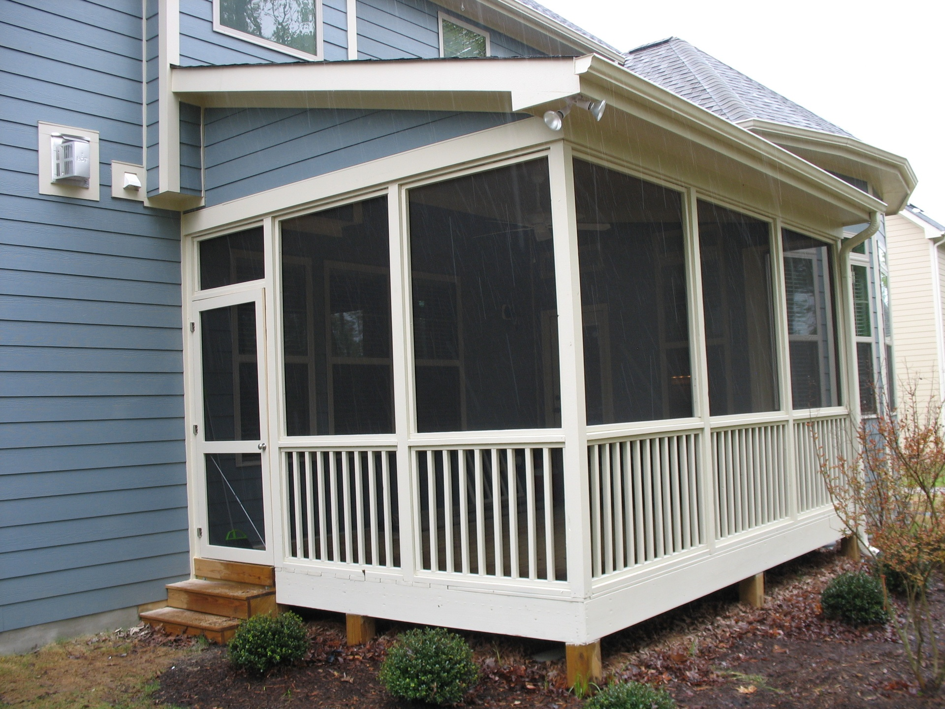 Cary Nc Screened Deck Panels